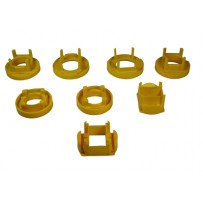 REAR CROSSMEMBER - FRONT & REAR MOUNT INSERT BUSHING