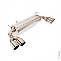 "Cobb Subaru GR SS 3"" Cat-Back Exhaust"