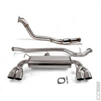 "Cobb Subaru GR SS 3"" Turboback Exhaust"