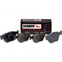 Hawk HP+ Rear Brake Pads 06-07 WRX